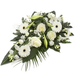gerbe white elegance