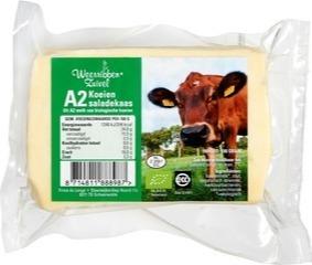 A2 Koeien-saladekaas Weerribben Zuivel 180 gram (op bestelling)