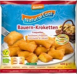 Aardappelkroketten Natural Cool 400 gram