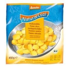 Aardappelschijfjes Natural Cool 450 gram