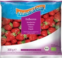 Aardbeien Natural Cool 300 gram
