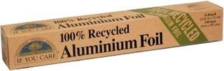 Aluminium folie gerecycled If You Care 10 meter