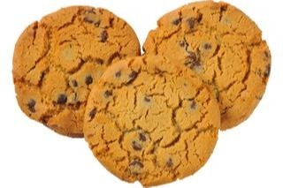 American Cookies soft/choco 8 st Bulthuis