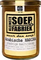 Arabische Harirasoep KleinsteSoepFabriek 400 ml