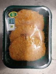 Biologische kip Schnitzels 3 stuks (diepvries)