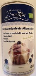 Biosüße Bio Bus calorievrije alternatief voor suiker