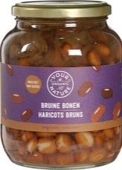 Bruine bonen Your Organic Nature 680 gram