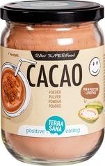Cacao poeder Raw TerraSana 160 Gram
