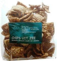 Chips uit zee Ocean Desert