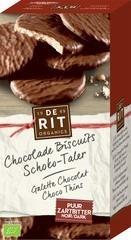Chocolade koeken puur De Rit 125 gram