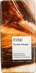 Chocolade puur met noga Vivani