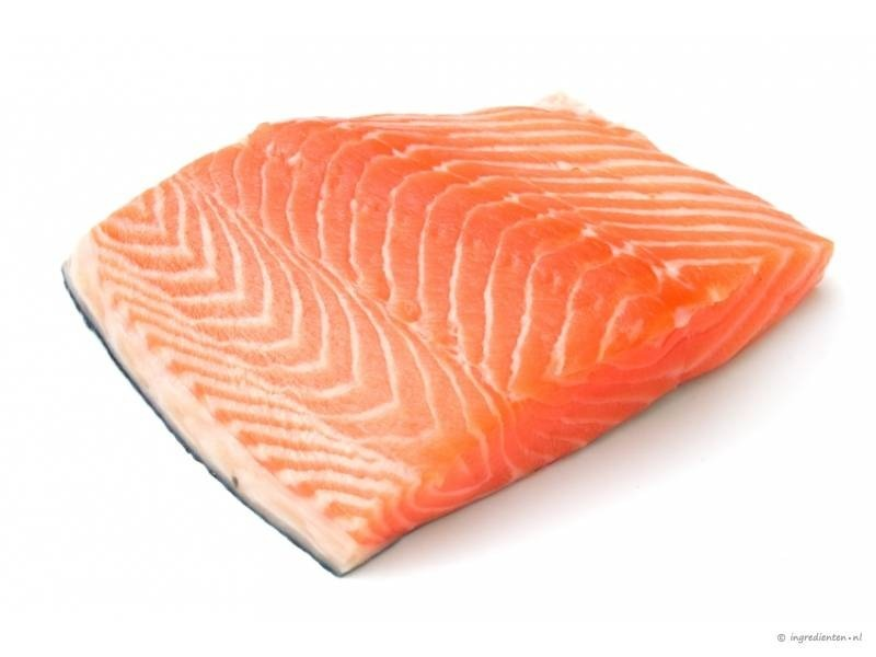 Zalm ca 225 gram (diepvries)