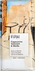 Chocolade reep cappuccino vivani
