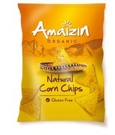 Corn chips natural Amaizin 150 gram