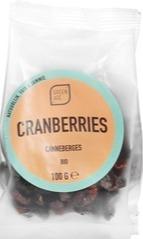 Cranberries GreenAge 100 gram