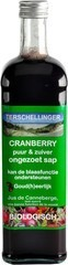 Cranberrysap ongezoet Terschellinger  750 ml