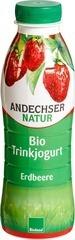 Drinkyoghurt aardbei Andechser 500 gram