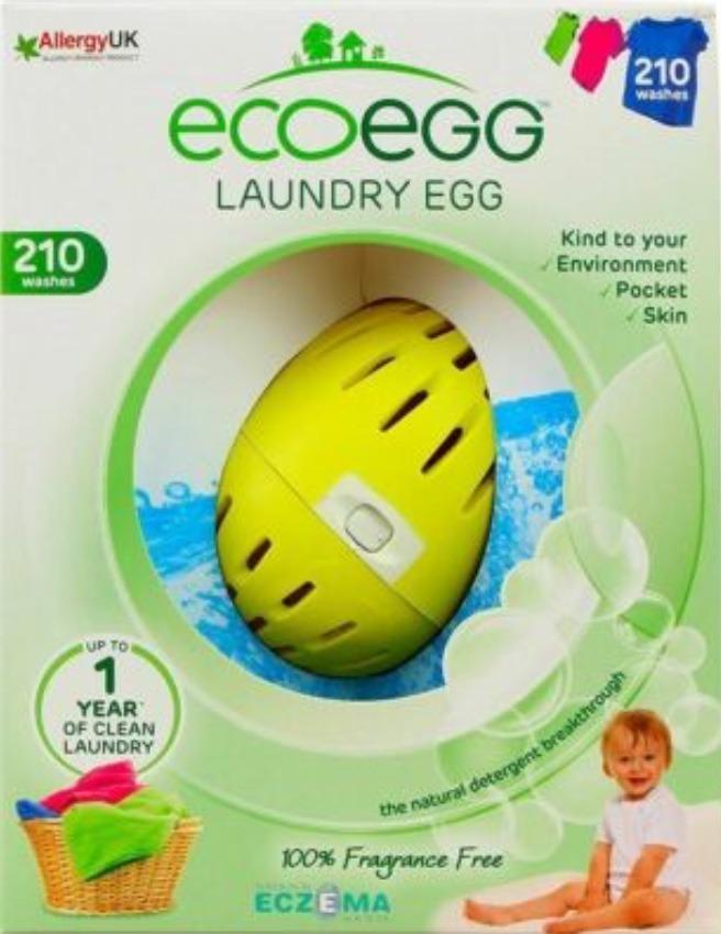 Eco egg Wasbol 210 - Wasbeurten parfum vrij