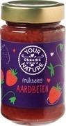 Fruitbeleg Aarbeien jam Your Organic Nature