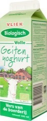 Geitenyoghurt Vliek 500 ml
