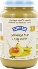Gemengd fruit 6+ maanden Biobim 200 gram