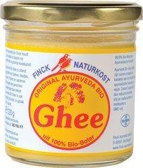 Ghee geklaarde boter Finck Naturkost 220 gram