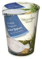 Griekse yoghurt Weerribben Zuivel 500 ml