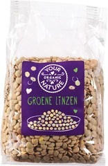 Groene linzen Your Organic Nature 400 gram