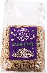 Groene linzen Your Organic Nature 400 gram