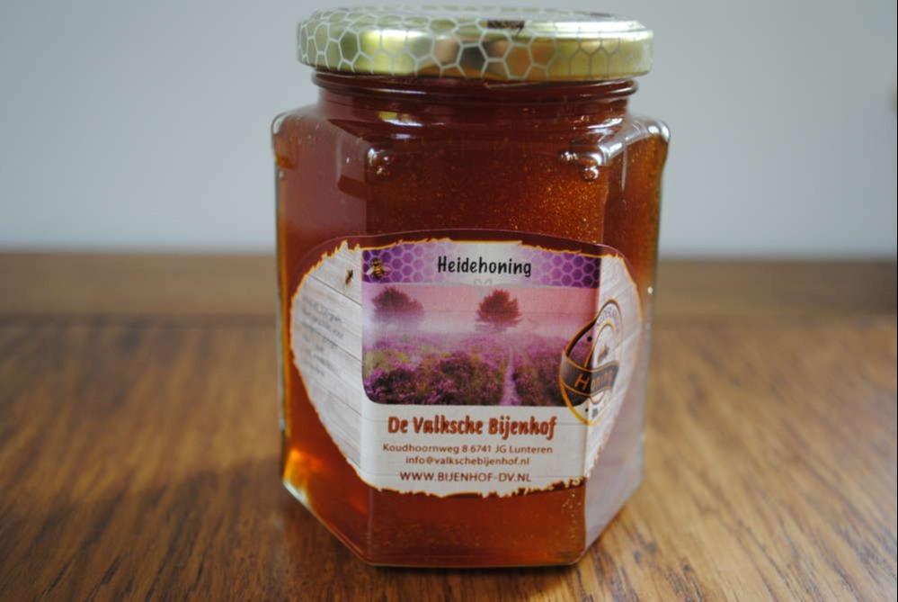 Heidehoning De Valksche bijenhof 130 gram