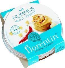 Hummus pikant Florentin 170 gram (op bestelling)
