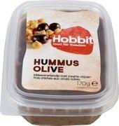 Hummus sandwichspread