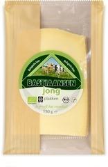Kaas jong plakken Bastiaansen 150 gram
