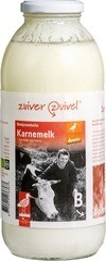 Karnemelk Zuiver Zuivel fles (op bestelling)