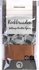 Koekkruiden Organic Flavour Company 23 gram
