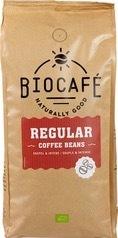 Koffiebonen regular Biocafe 1 kg