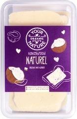 Kokosbrood naturel Your Organic Nature 225 gram