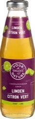 Limoen siroop Your Organic Nature
