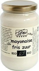 Mayonaise fris zuur Tons Mosterd 330 ml