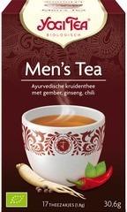 Men's thee Yogi Tea 17 builtje