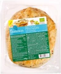 Naanbrood knoflook/ koriander Florentin 240 gram