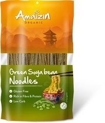 Noedels Green soya bean noodles Amaizin 200 gram