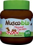 Nuscobio Hazelnoot chocopasta 400 gram