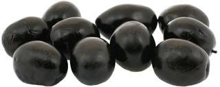 olijven zwart 125 gram