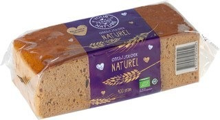 Ontbijtkoek naturel Your Organic Nature 400 gram
