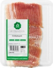 Ontbijtspek vleeswaren St. Hendrick 90 gram