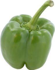 Paprika groen per stuk