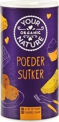 Poedersuiker Your Organic Nature 125 gram