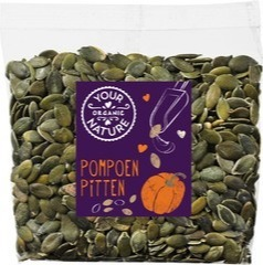 Pompoenpitten Your Organic Nature 200 gram
