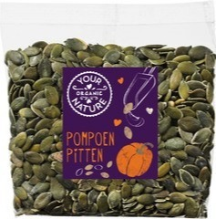 Pompoenpitten Your Organic Nature 200 gram